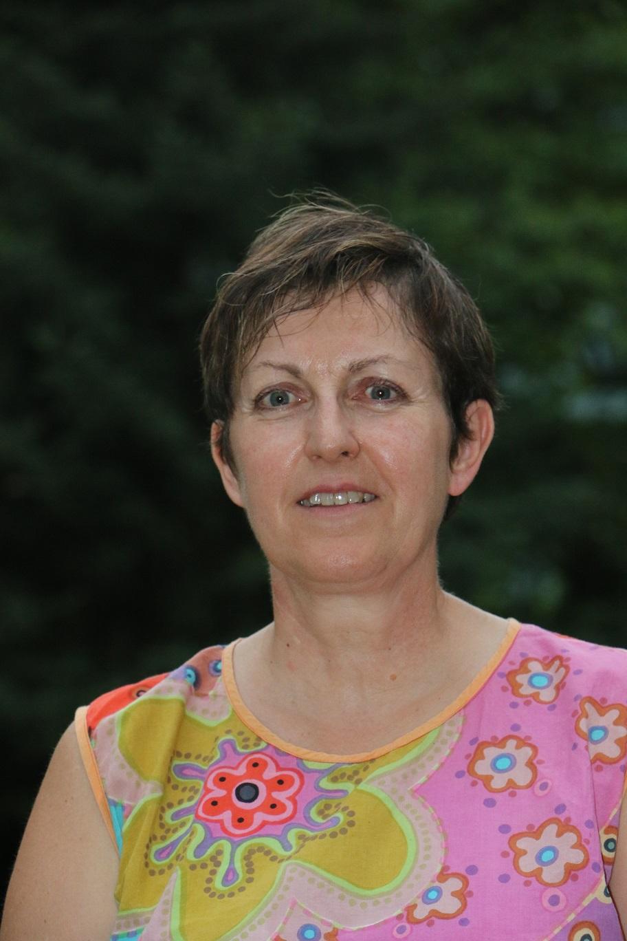 Jocelyne Terrier, secrétaire adjointe