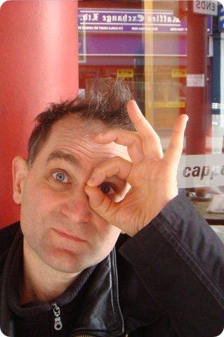 Jean-Claude Gallotta, parrain de Soleil Rouge