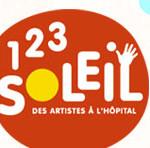 1 2 3 Soleil, des artistes à l'hôpital